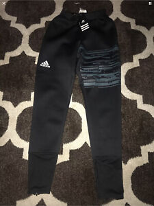 NWT Size Small Adidas Sweatpants Black And Green