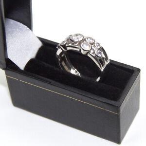 Raindance Ring Diamond Unique 1/2ct Scatter Ring 9ct Gold