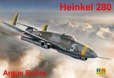 RS Models 1/72 Heinkel He-280 Argus Rohre # 92177