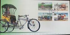 L) 1997 Thailand, International Letter Writing Week, Transport, Three Wheels