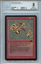 MTG Antiquities Shatterstorm BGS 8.0 (8) NM-MT Amricons 0822