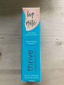 Thrive Causemetics-LIP MATE HIGH SHINE REVIVING TOPPER-Glinda (rose gold shimmer