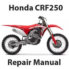 honda crf80f crf100f repair service shop pdf