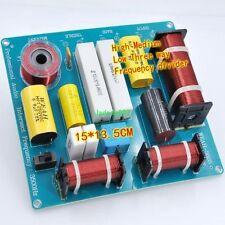 1pcs 300W Loudspeaker Crossover Filter Circuit  3 Way Speaker Frequency Divider