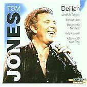 Jones, Tom Delilah (Delta) CD NEW SEALED LASERLIGHT