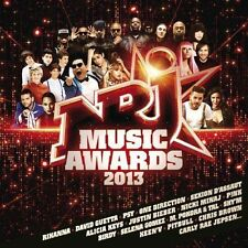 VARIOUS ARTISTS - NRJ MUSIC AWARDS 2013 NEW CD