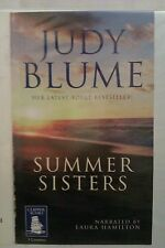 Summer Sisters by Judy Blume: Unabridged Cassette Audiobook (QQ2)