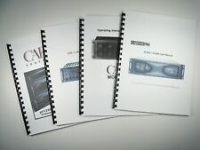 Carver Sda-490t Cd Player Owners Manual
