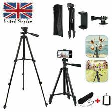 More details for tripod stand mount digital camera holder bag for smart phone iphone samsung uk