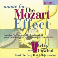 Don Campbell - Mozart Effect 5: Relax & Unwind [New CD]
