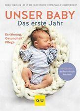 Unser Baby - Das erste Jahr ; Buch; Ratgeber; Ernährung; Gesundheit; Pflege