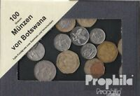 Botswana Münzkiloware 100 Gramm