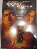 GHOST RIDER - DVD ORIGINALE - visitate il negozio ebay COMPRO FUMETTI SHOP