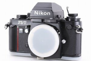*** Almost unused *** Nikon F3/T HP Titan Black SLR  #852xxxx #EC2087