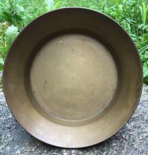 Antique 1889 imperial Russian Samovar Tea Pot Brass Drip Tray Kolchugin