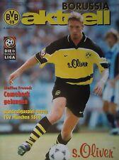 Programm 1997/98 Borussia Dortmund - 1860 München