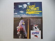 Advertising Advertising 1990 Helmet Helmet MPA UVEX