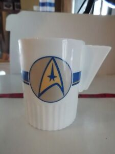 Star Trek Generation 1992 Promo Mug RARE Patrick Stewart, Whoopi Goldberg B12