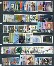 Great Britain 1971 to 1974 commemoratives complete nh mint (2020/03/20#01)