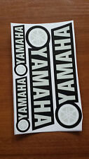 YAMAHA PW50 MINI DRZ 125 style Motorbike Motorcycle Fork Decals Stickers PW80