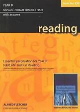 Reading: Year 9 NAPLAN* Format Practice Tests