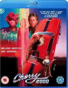 Cherry 2000 Blu Ray(Melanie Griffith,David Andrews) Region B Inc Registered Post