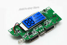 Dual USB 5V 1A 2.1A Mobile Power Bank 18650 Battery Charger PCB For Phone DIY