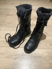 chanel boots 38