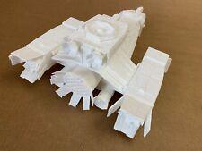 Model of Nostromo spaceship from Alien