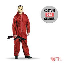 Kostüm Set des Geldes Kostüm Verkleidung Haus für Herren Fasching, Karneval
