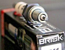 1X Brisk SPARK PLUG NAR14YS = BOSCH U4AC UR3AC UR3AS UR4AC CHAMPION RZ96C Z9Y