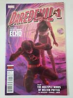 DAREDEVIL ANNUAL #1 (2016) MARVEL COMICS 1ST PRINT! THE RETURN OF ECHO! NM