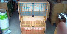 casier a pigeon 3 compartiment ideal reproduction transport etc...