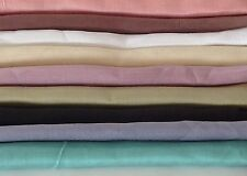 Lightweight Ramie Linen Fabric 45