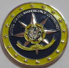 "INTELLIGENCE COMMUNITY OF 16 U.S. MARINE CORPS 1-3/4"""