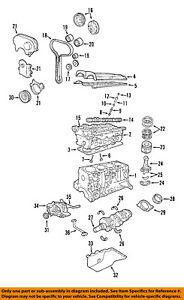FORD OEM-Engine Timing Camshaft Cam Gear XS4Z6M250BA