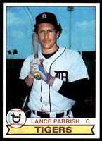 1979 Topps (Njs4) Lance Parrish Detroit Tigers #469