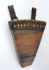 Porte couteaux ancien de boucher  Art populaire