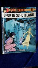 YOKO TSUNO KULT Carlsen Comics Band 12 Spuk in Schottland Roger Leloup