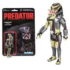 "Predator Open Mouth Predator ReAction 3 3/4"" Retro Figure - New in stock"