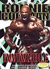 bodybuilding dvd RONNIE COLEMAN INVINCIBLE