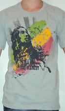 Bob Marley Buffalo Soldier T-Shirt S NEW 852