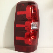 2007 2008 2009 2010 2011 2012 2013 Chevy Avalanche LH Left Driver Tail Light OEM