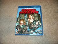 Cannibal Apocalypse Blu Ray Kino Lorber 1980 Exploitation Horror Cult Very Rare