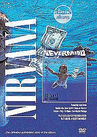 Nirvana - Nevermind - DVD Region Free [New & Sealed]