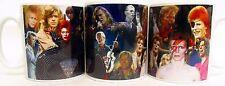 David Bowie Mug Collage DAVID BOWIE TRIBUTE Tasse Cadeau Idéal décoré au Royaume-Uni