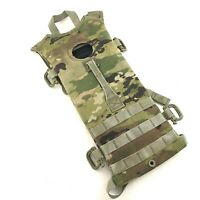 Multicam Hydration Backpack Water Carrier System, Army 100oz Pack, No Bladder