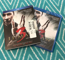 Ip Man 3 [New Blu-ray] - SEALED. W~ Slipcover !!