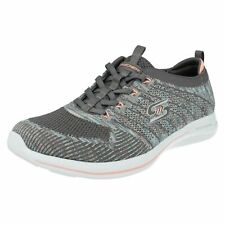 Ladies Skechers Slip On Trainers City Pro-Busy Me/104023