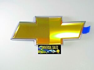 IMPALA CHEVY BOWTIE EMBLEM BADGE LOGO GRILLE FRONT 2006-2016 GENUINE OEM NEW